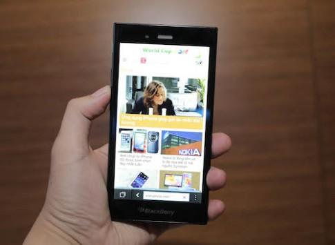 BlackBerry Z3 chính hãng có giá 4,6 triệu đồng