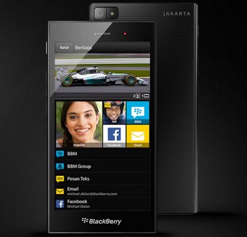 BlackBerry Z3 giá rẻ bắt đầu được bán ở Indonesia