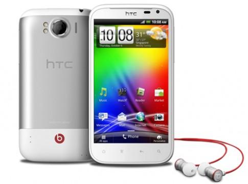 Bộ 3 di động tiêu biểu của HTC