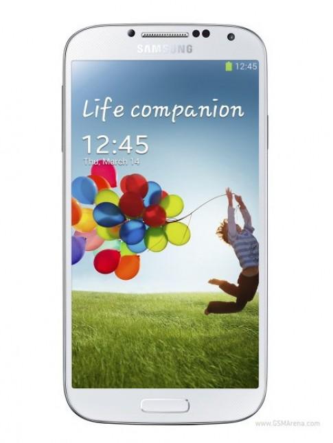 Bộ ảnh chính thức Galaxy S4