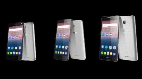 Bộ ba điện thoại Alcatel Pop chụp ảnh selfie giá rẻ