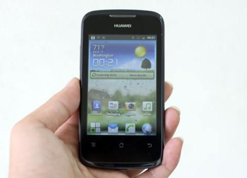 Bộ ba điện thoại giá rẻ của Huawei