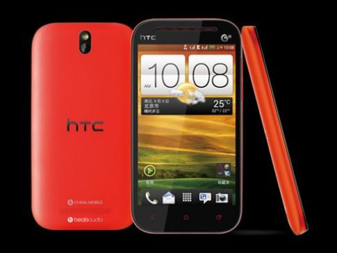 Bộ ba HTC One series 2 SIM xuất hiện tại Trung Quốc