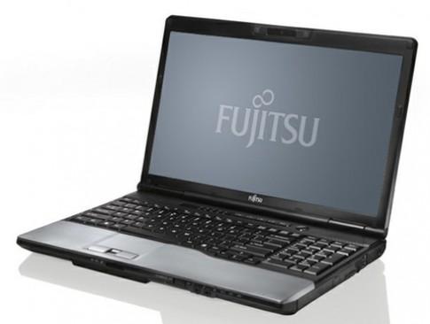 Bộ ba laptop doanh nhân LifeBook của Fujitsu