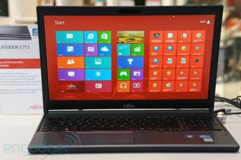Bộ ba laptop giá hơn 30 triệu đồng của Fujitsu