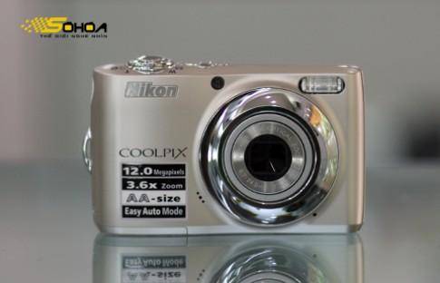 Bộ ba máy compact giá rẻ của Nikon