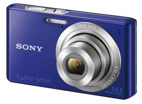 Bộ ba máy Cyber-shot giá rẻ của Sony