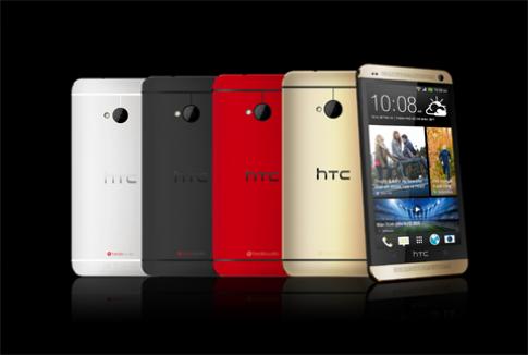 Bộ ba smartphone HTC One cho mùa Giáng sinh