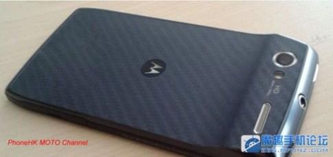 Bộ ba smartphone Motorola lộ cấu hình