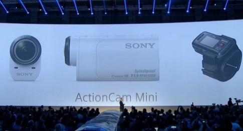 Bộ ba smartphone Sony Xperia đời mới ra mắt