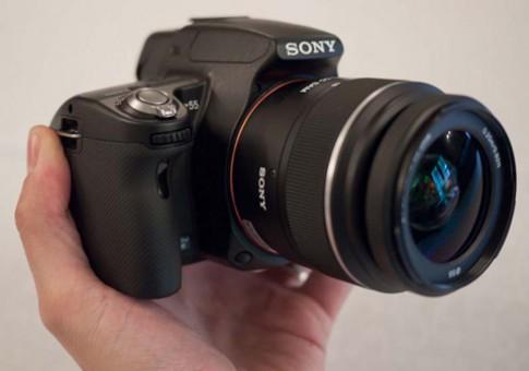 Bộ đôi A55 và A33 của Sony