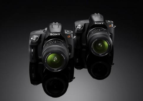 Bộ đôi DSLR dòng entry-level của Sony bất ngờ xuất hiện