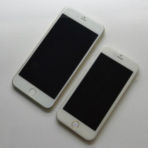 Bộ đôi iPhone 6 màn hình 5,5 và 4,7 inch lộ thêm ảnh