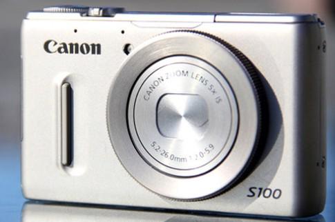 Bộ đôi máy ảnh DIGIC 5 của Canon tới Việt Nam