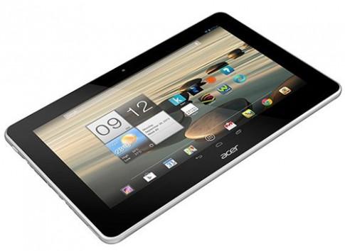 Bộ đôi máy tính Android màn hình 10 và 24 inch mới của Acer