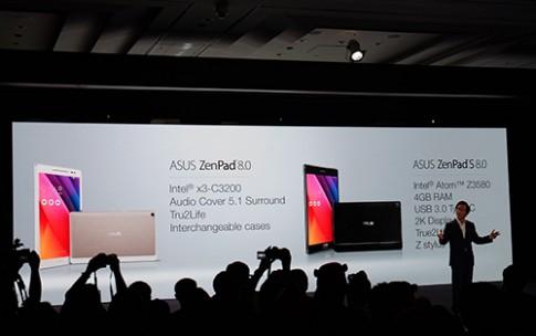 Bộ đôi máy tính bảng thời trang Asus ZenPad