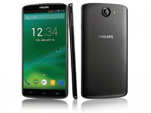 Bộ đôi phablet Full HD giá tầm 7 triệu đồng của Philips