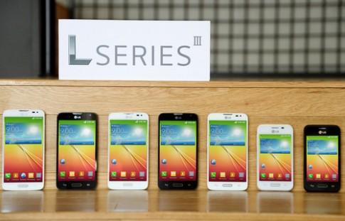 Bộ đôi smartphone 2 sim tầm trung của LG về Việt Nam