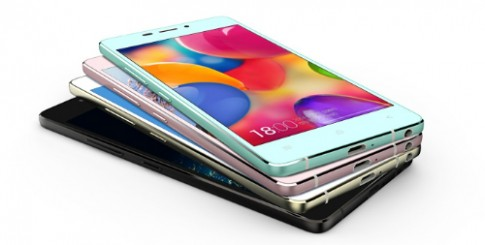 Bo doi smartphone Android sieu mong giam gia hon 1 trieu dong