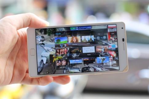 Bộ đôi smartphone Full HD cao cấp Pantech sắp về VN