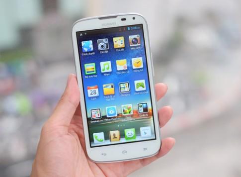 Bộ đôi smartphone hai sim giá rẻ của Huawei