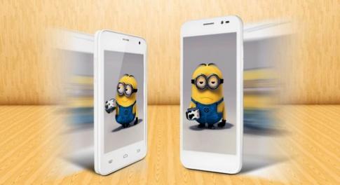 Bộ đôi smartphone lõi kép ấn tượng của Mobiistar
