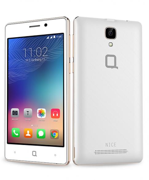 Bộ đôi smartphone Nice và Vita của Q-mobile