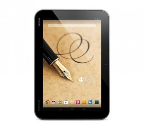 Bộ đôi tablet màn hình nét hơn iPad 4 của Toshiba