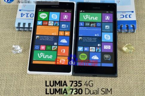 Bộ đôi Windows Phone Lumia tầm trung lộ diện