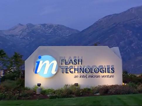 Bộ nhớ flash NAND mới bé bằng đầu ngón tay