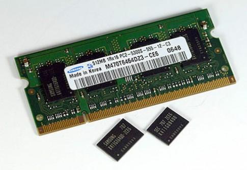 Bộ nhớ RAM sẽ giảm giá mạnh nửa đầu năm sau