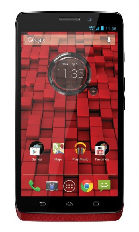 Bộ smartphone mới của Motorola