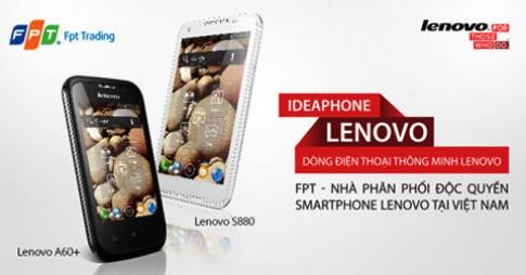 Bộ sưu tập IdeaPhone Lenovo tại VN