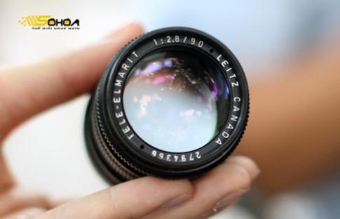 Bộ sưu tập ống kính 'độc' của Leica ở VN