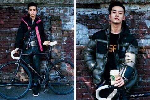 Bộ sưu tập thời trang nam thu đông 2013 từ SOPHNET.