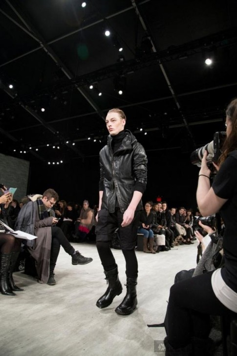 Bộ sưu tập thời trang nam thu đông 2014 của Nicholas K