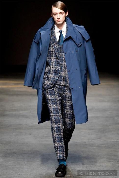 Bộ sưu tập thời trang nam thu đông 2014 từ E. Tautz | LCM
