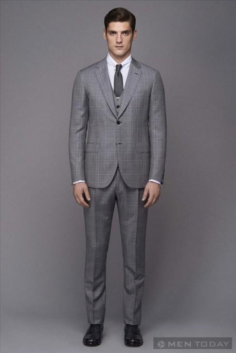 Bộ sưu tập thời trang nam xuân hè 2014 từ Brioni