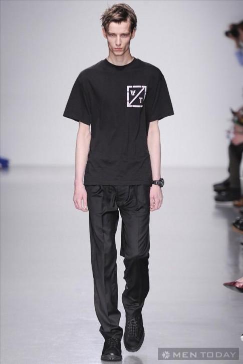 Bộ sưu tập thời trang nam xuân hè 2014 từ Lou Dalton
