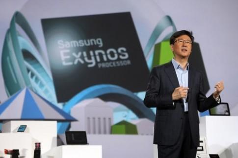 Bộ xử lý 8 nhân mới của Samsung cho thiết bị di động