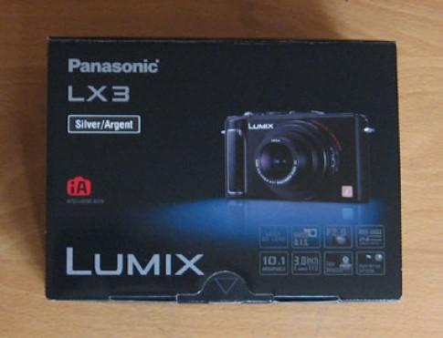 'Bóc tem' Panasonic Lumix LX3