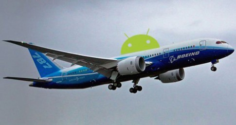 Boeing chuẩn bị ra mắt smartphone Android