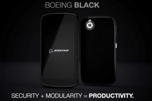 Boeing trình làng smartphone có thể tự hủy dữ liệu