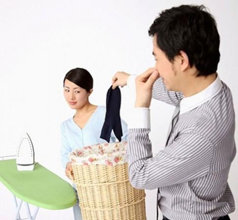 Bổn phận của vợ là phải biết giữ chồng