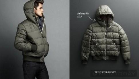 BST áo khoác nam thu đông 2013 từ H