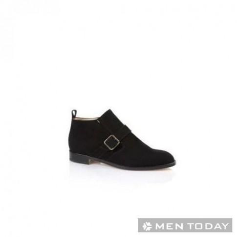 BST giày da lộn cho nam giới thu đông 2013 từ Manolo Blahnik