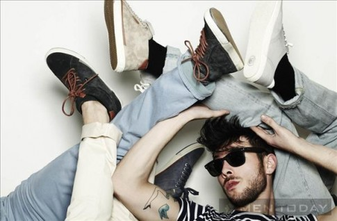 "BST giày sneakers nam ""Returnity"" của Eastpak"