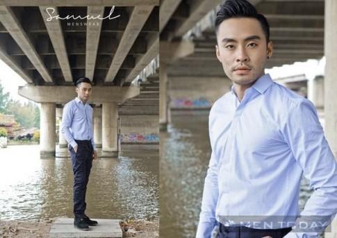 BST thời trang nam mùa Xuân/Hè 2013 từ Samuel