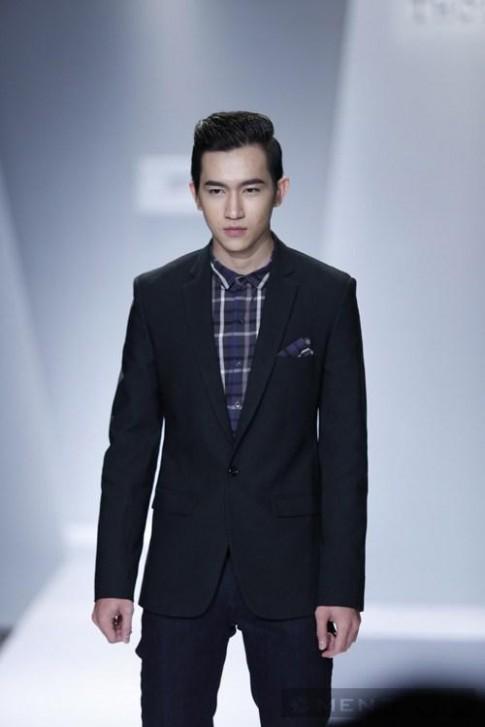 BST thời trang nam thu đông 2013 từ thương hiệu thời trang Việt