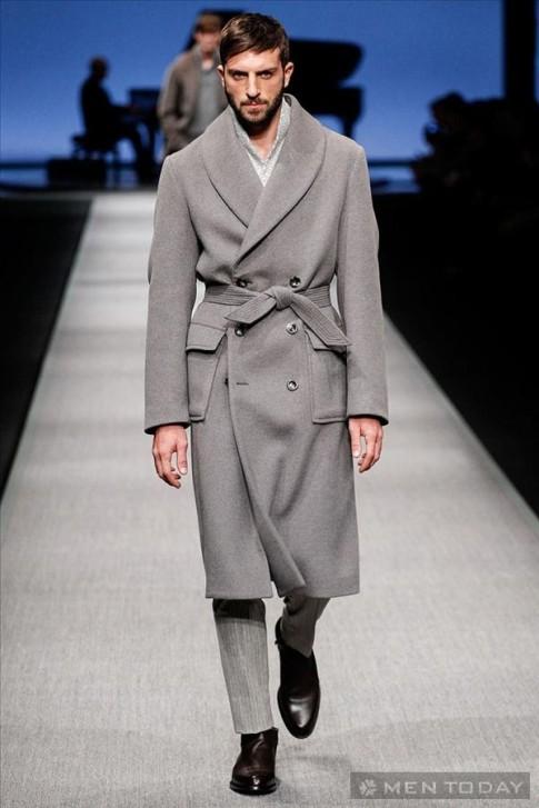 BST thời trang nam thu đông 2014 của Canali | MFW